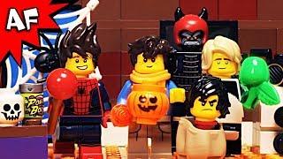 Lego Ninjago Halloween Ghost Haunting - Part 3