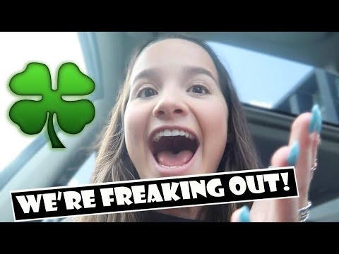 We're Freaking Out! 🍀 (WK 376.4)   Bratayley