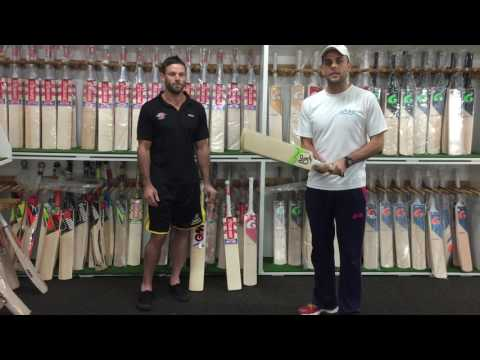 How to select a cricket bat