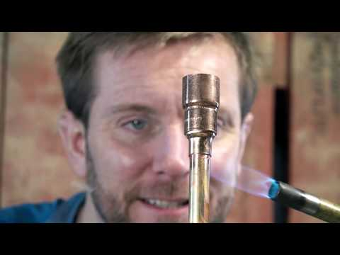 HOW TO SOLDER COPPER PIPE FITTINGS WITHOUT SNOT - My plumber methods