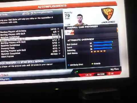 FIFA 13 | Pro clubs 5 star skills glitch