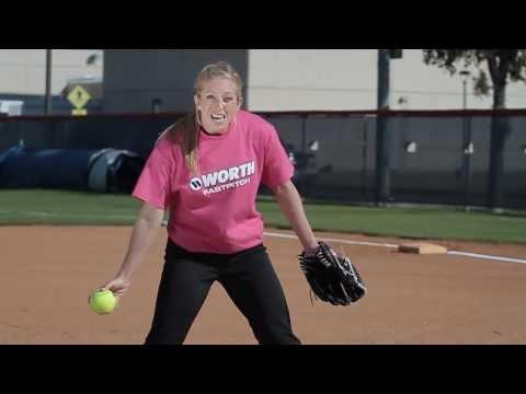 Softball Pitching tips: How to throw a screwball - Amanda Scarborough