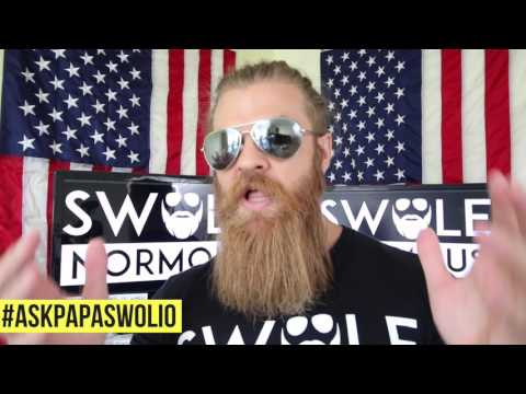 What supplements do you take? | #ASKPAPASWOLIO