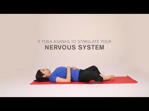 5 Yoga Asanas To Stimulate Your Nervous System
