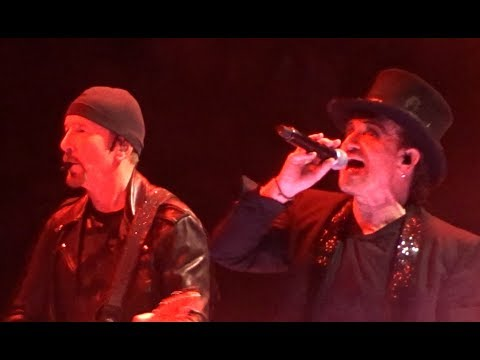 U2 - 2018 - Vertigo (HD) - From Boston 6-22-2018 (Section 21 Row 1 Seat 1)