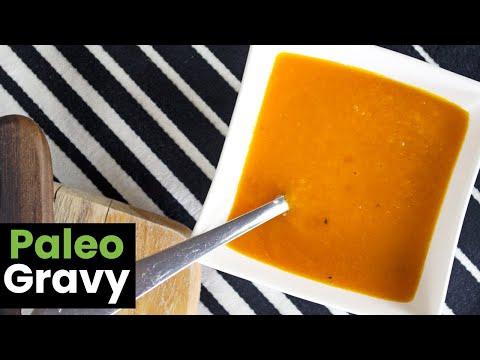 Paleo Gravy: Healthy Gravy Done Right