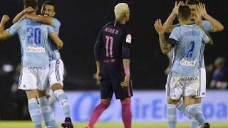 Celta Vigo vs Barcelona 4-3 Goals & Highlights 02/10/2016