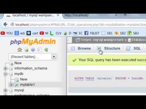 create mysql database, tables and insert data using php functions