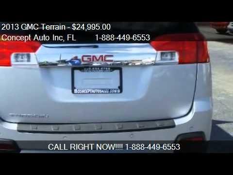 2013 GMC Terrain SLT2 FWD - for sale in Miami, FL 33142