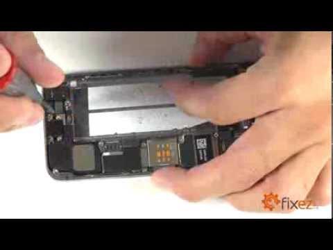 iPhone 5s Dock Port Assembly & Loudspeaker Repair