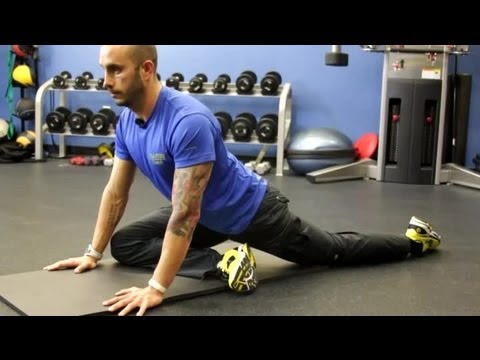 Gluteus Minimus Stretching Exercises : Training & Stretching Tips