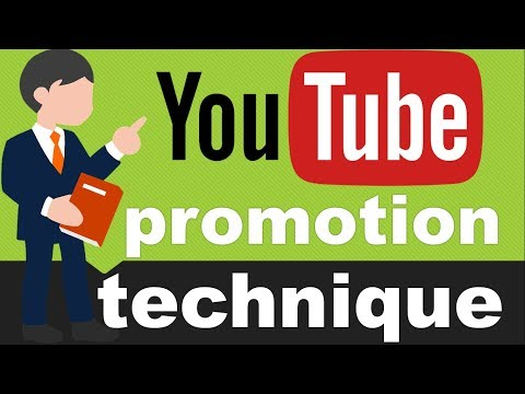 {HINDI} youtube video promotion techniques || youtube video seo strategy || promote youtube video
