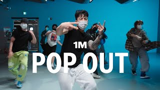 Blxst, Bino Rideaux - Pop Out / BEOM Choreography