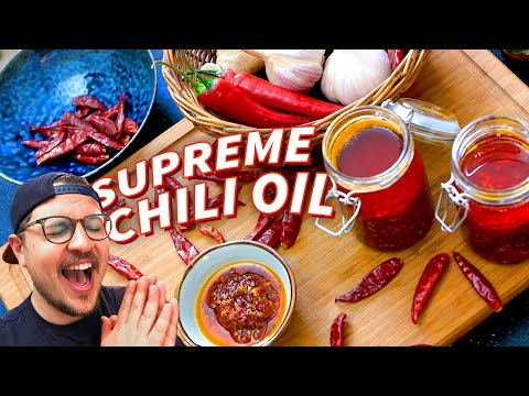 Chiu Chow Chili Oil: The King of Chinese Hot Oil 🌶️