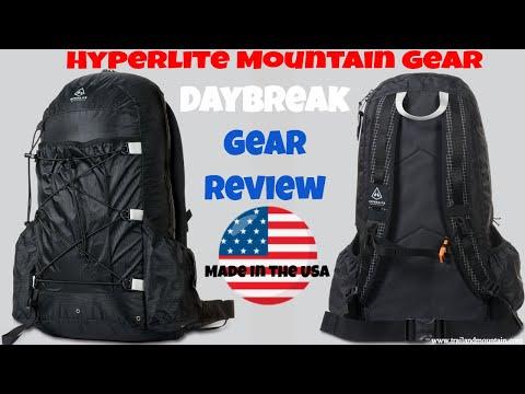 Hyperlite Mountain Gear Daybreak Ultralight Daypack Review