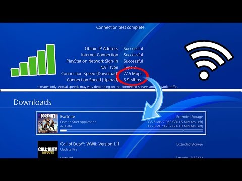 WIRELESS vs WIRED on PS4! (Which is the Better Connection?)
