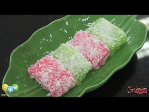 How to Make Kueh Ubi Kayu