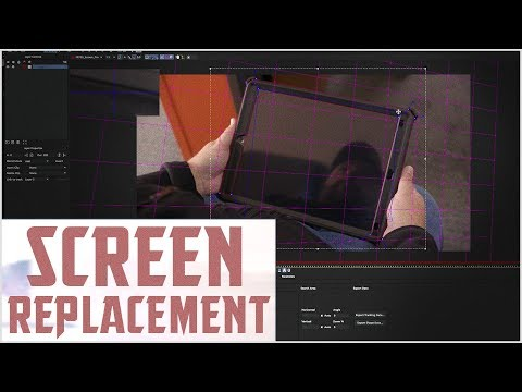 How to: Screen Replacement