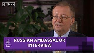 Russian Ambassador Alexander Yakovenko: Douma