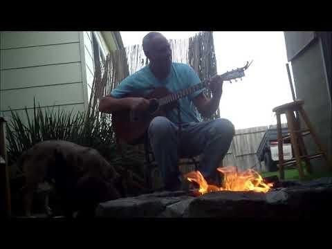 I'm on Fire  Jumpin Jack Bateman. Backyard sessions