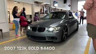 NEW CAR TRADE-INS SOLD AT ATLANTA EAST AUTO AUCTION! CHEAP PUBLIC AUCTION DEALS!