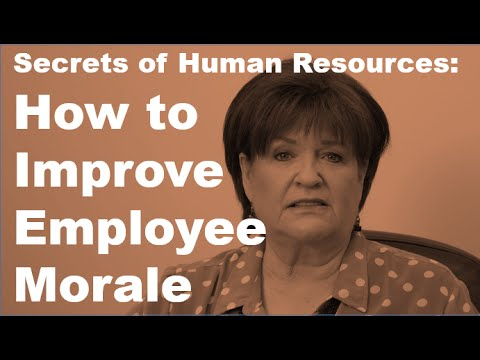 How to Improve Employee Morale: 3 of America's Leaders Share Their Secrets