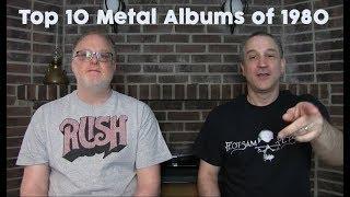 Top 10 Metal Albums of 1980 - -The Metal Voice