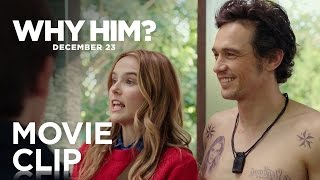 "Why Him? | ""Christmas Card"" Clip | 20th Century FOX"
