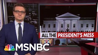 Chris Hayes: Things Are Not Great For President Donald Trump | All In | MSNBC