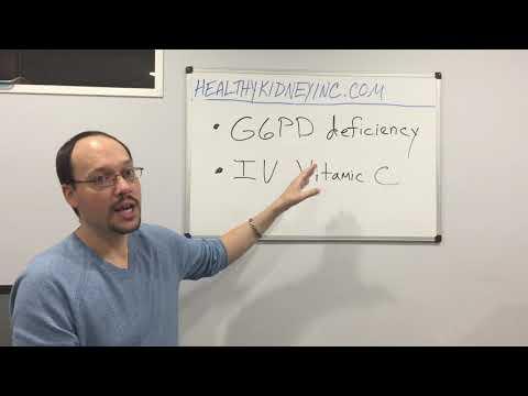IV Vitamin C for Kidney Disease | Alternative Treatment