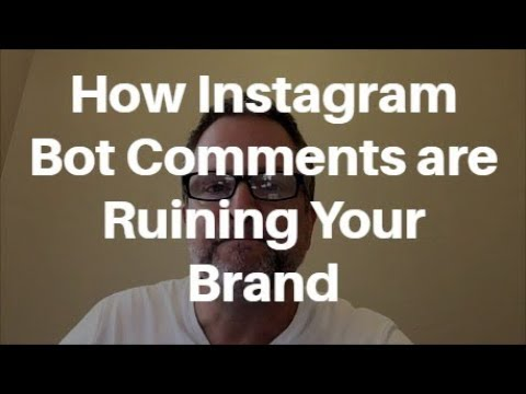 How Instagram Bot Comments Are Ruining Your Brand
