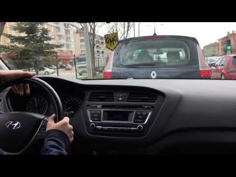 Hyundai i20 Açık Hava Filtresi Sesi 1.2 MPI
