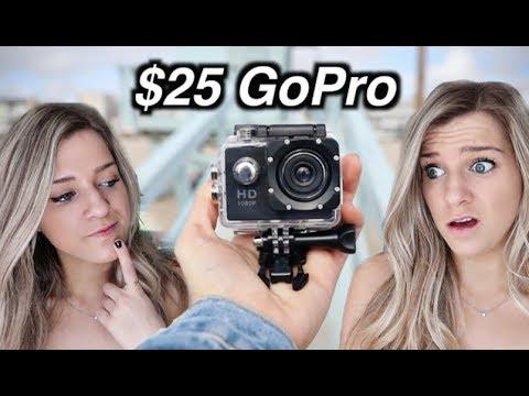 $25 VS $400 GoPro!