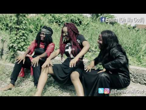 Comedy - EmmaohmaGod - Emma And The 3 Nollywood Witches Cover