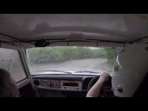 Forest Rally Experience (Higgins Rally School)  - June 4th Timed Run