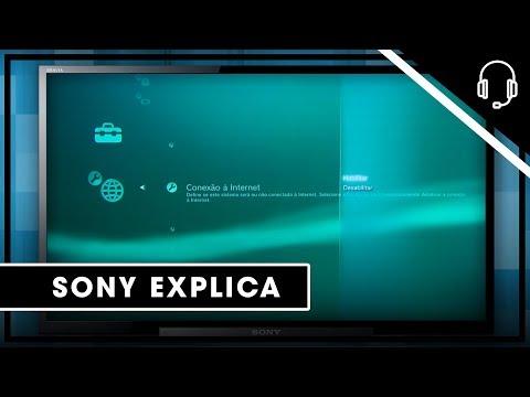Sony | Suporte| PlayStation | Como conectar seu PlayStation em uma rede de internet com fio (LAN)