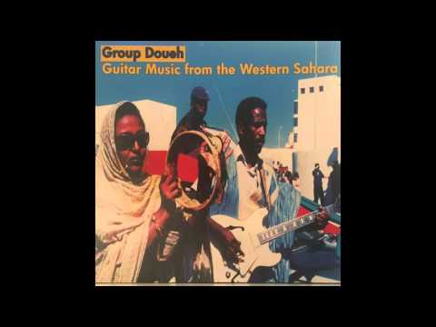 Group Doueh – Guitar Music From The Western Sahara (Full LP)
