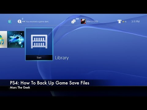 PS4: How To Back Up Game Save Files To External Drive