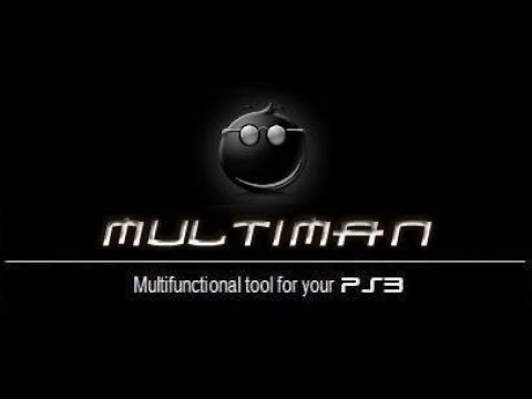 HOW TO INSTALL Multiman (WebMan) On Playstation 3 With USB