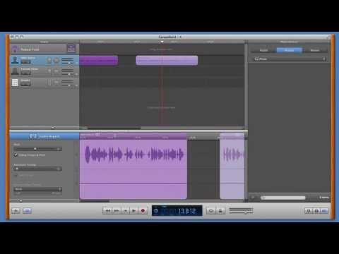 GarageBand: How to record, edit and export your podcast