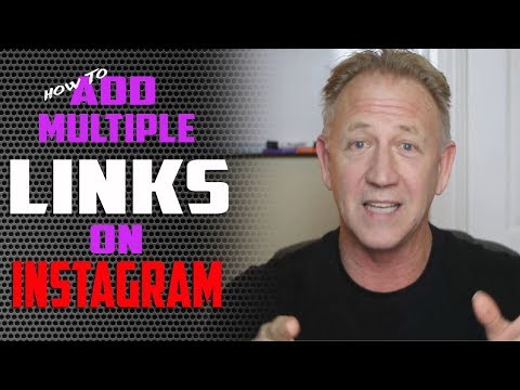 How To Add Multiple Links In Your Instagram Bio?