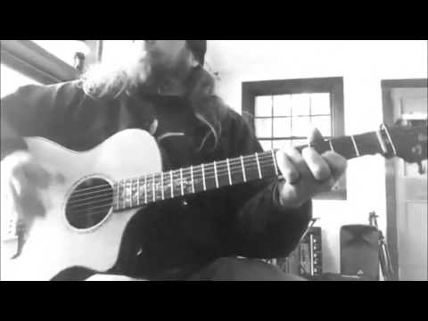 Men At Work (yes, Men At Work) Overkill Fingerstyle