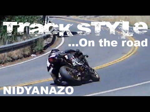RTR-3 -[Skyridge Route] Track tactics for the road, deep trailbraking, fast chicanes NIDYANAZO R1