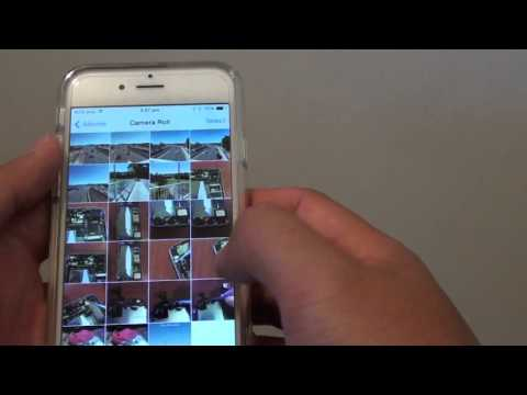iPhone 6: How to Add a Photo to Favorite Album