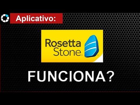Rosetta Stone Funciona?