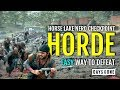 HOW TO DEFEAT HORDE AT HORSE LAKE NERO CHECKPOINT EASY DAYS GONE