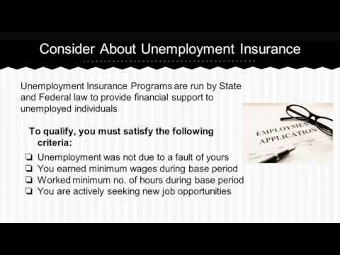 File Unemployment Insurance Benefits