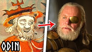 The Messed Up Origins of Odin, the Alfather | Norse Mythology Explained - Jon Solo