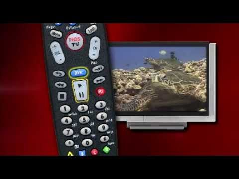 How to use FEATURE BUTTONS on FiOS TV Remote Control - Phillips