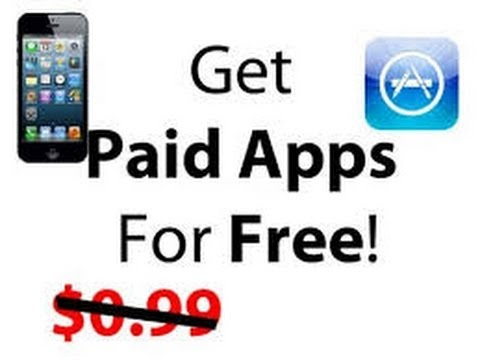 How to get paid apps free legally without Jailbreak + gift cards IPhone/ Ipad/Ipod touch